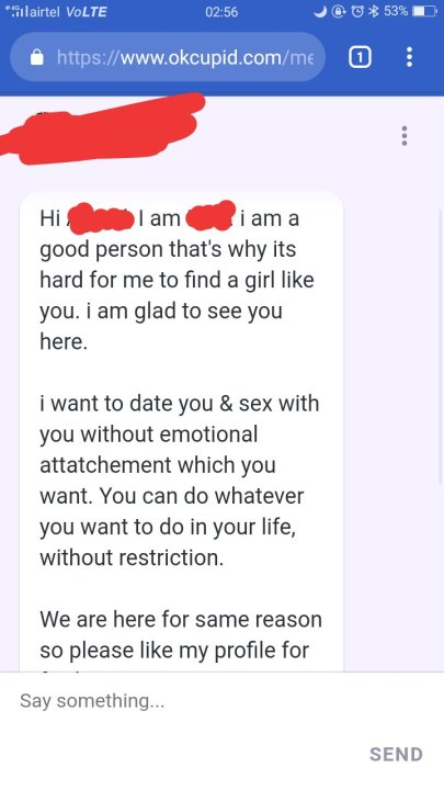 good username for dating site